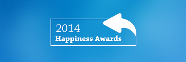 Customer Happiness Awards 2014