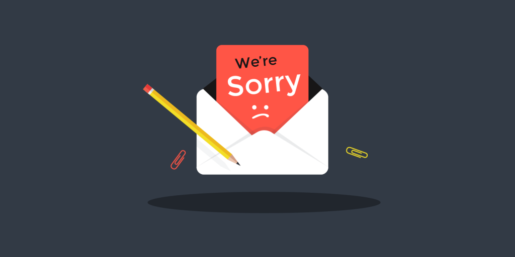The Art of Saying Sorry – How to Apologize in Customer Service
