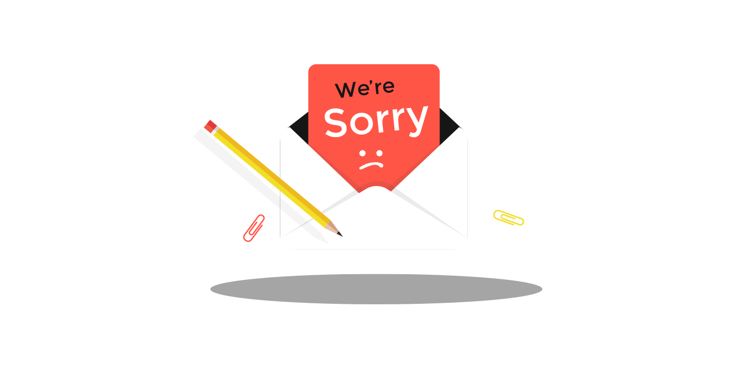 The Art Of Saying Sorry  How To Write A Customer Service Apology  Customer  Happiness Blog