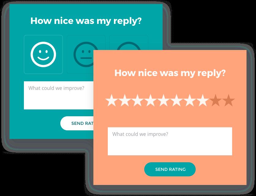 CSAT- measuring customer satisfaction