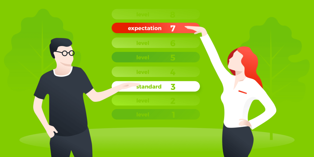 9 Real World Examples of Setting Clear Expectations with Your Customers