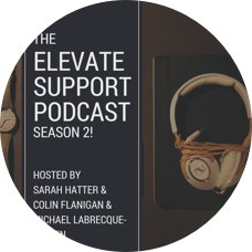 customer service podcast ELEVATE Support Podcast