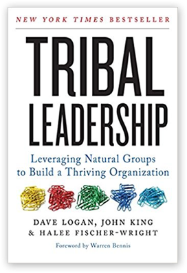 tribal leadership - business books
